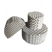 Wholesale HOT! Ceramic Structured Packings For Distillation Column from china suppliers