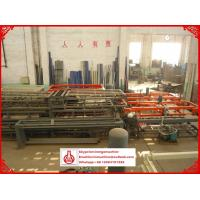 Wholesale PLC Control System Corrugated Roll Forming Machine for Mgo / Fiber Glass Mesh Raw Material from china suppliers