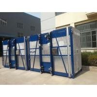 Wholesale Hot Dipped Zinc Single Cage Hoist 380V 50HZ For Chemical Industries from china suppliers