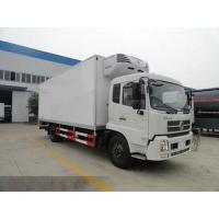 Wholesale 4x2 Reefer truck/refrigerator cooling van vehicle for sale from china suppliers