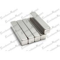 Wholesale Neodymium Block 30 X 10 X 5 Mm Thick N42 Neodymium Magnet With 8.1 Kg Pull from china suppliers