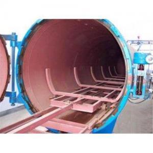 BW16.10 autoclave wood degrease antisepsis tank design