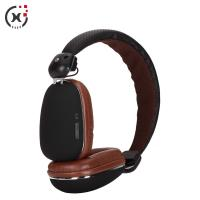 Wholesale Best Sale Sunrise BT002 PVC Wireless Blue tooth Headphone with Powerful Bass & Noise Cancelling Handsfree OEM Custom from china suppliers
