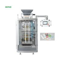 Wholesale Granule Sachet Water Sealing Machine BK480 Fully Automatically 20-30 Bags/Min/Lane from china suppliers