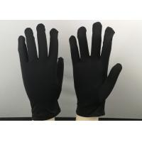 Wholesale Zero Scratches Jewelry Cleaning Gloves Large Size 23cm Length Machine Washable from china suppliers