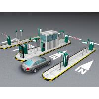 Proximity Card Automatic Vehicle parking system with RS485 Carparking lots solution