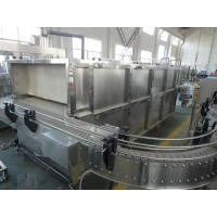 Wholesale Continuous Spray Tunnel Pasteurizer/spraying Sterilization Cooling Tunnel from china suppliers
