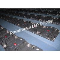 Buy cheap Smart Outdoor IP68 SMD 3 In 1 Rental LED Display P6mm Electronic LED Sign from wholesalers