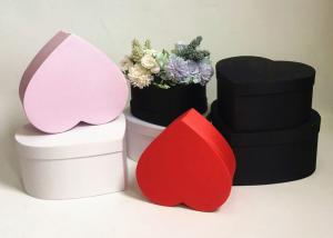 Wholesale 28x25x14cm CMYK 250gsm Cardboard Flower Transport Boxes from china suppliers