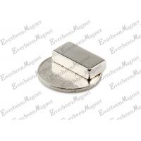 Wholesale 20 * 10*5mm NdFeB Block Magnets , N50 Neodymium Block Magnets For Guitar from china suppliers