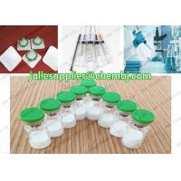Buy cheap White Lyophilized Powder 99% Purity Pharmaceutical Peptide GDF -8 for Muscle from wholesalers