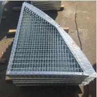 Wholesale Outdoor Anti Slip Hot Dipped Galvanized Steel Grating 30 * 3mm For L Building Materials from china suppliers