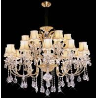 Wrought Iron And Crystal Chandelier Quality Wrought Iron