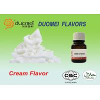 Bright Sweet True Cream Food Essence Flavours For Dairy Products