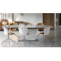 Buy cheap Durable Adelaide Fiberglass Dining Chair With Fully Upholstered Version from wholesalers