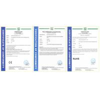 Acobie Limited Certifications