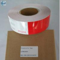 Wholesale Prismatic Reflective Trailer Tape Conspicuity Red White emergency Vehicle DOT Approved from china suppliers