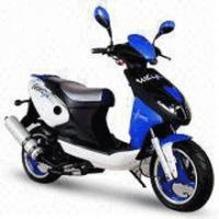 Wholesale 4-stroke or 2-stroke 50cc Gasoline-powered Motor Scooter from china suppliers
