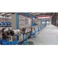 Wholesale High Speed Power Cable Machine For Low Smoke Halogen Free XLPE Extrusion from china suppliers