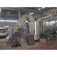 Wholesale fully automatic plastic beverage bottles unscrambling machine from china suppliers