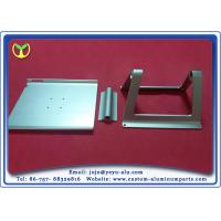 Tablet pc stand holder custom aluminum machined parts for ipad easy