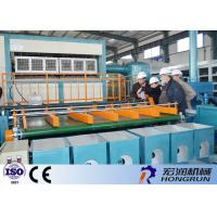 China Fully Automatic Egg Tray Machine , Paper Seed Tray Making Machine Rotary Type on sale
