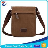 Wholesale Multifunction Brown Laptop Messenger Bags Washable And Large Capacity from china suppliers