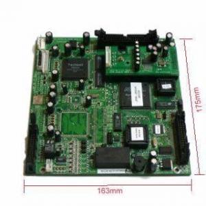 4 CH GPS JPEG2000 Mobile DVR Board