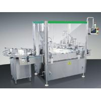 Wholesale Cream Automatic Filling And Capping Machine 220v 50hz 1700 × 1300 × 1350 Mm from china suppliers