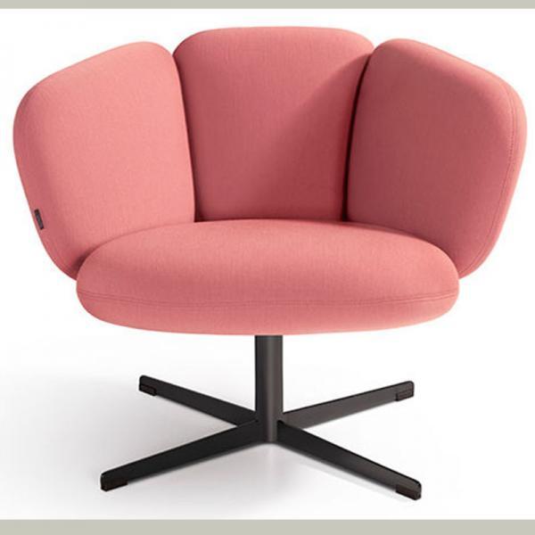 Quality Artifort Bras Easy Modern Upholstered Sofa For Sample Houses With Metal Leg for sale