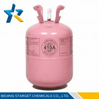 Wholesale R410A Purity 99.8% Air Conditioning Refrigerants, dehumidifiers, heat pumps Refrigerant from china suppliers