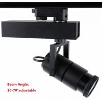 Wholesale 15W cree led track lights changeable beam angle 4 wire euro standard 5 years warranty from china suppliers