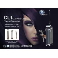 China Continuous Fractional Co2 Laser Machine Skin Whitening Acne Treatment on sale