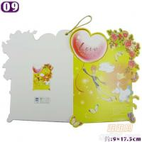 China digital birthday card retro birthday cards on sale