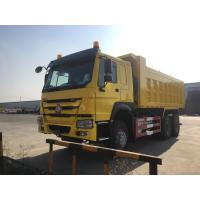 Wholesale SINOTRUCK HOWO 6x4 420HP 10 Wheeler Heavy Duty 30 Tons Tipper Trucks from china suppliers