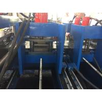 Wholesale Cold Rolled Steel 11Kw Cable Tray Making Machine Servo Feeding 10 Meters / Min from china suppliers