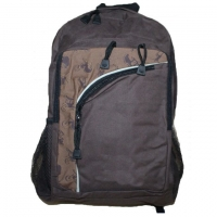 Wholesale Lightweight Leisure Black Canvas College Laptop Backpack from china suppliers