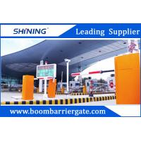 0.3S High Speed Automatic Lane Boom Barrier Gate For Toll Booth Management