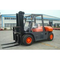 Wholesale 2 Stage / 3 Satge Mast Diesel Forklift Truck 8 Ton 7000mm Max Lift Height from china suppliers