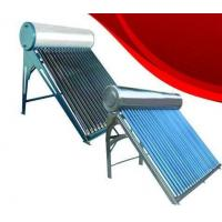 China Color plate solar water heater ∮58×1800 ( red, blue, green ) wholesale