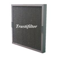 how to clean commercial kitchen exhaust filter