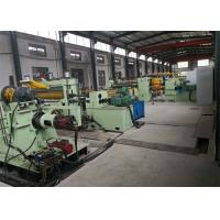 Wholesale 5-15 Strips High Linear Speed Stainless Steel Slitting Machine Heavy Load Long Durability from china suppliers