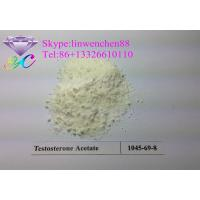 China 99% Testosterone acetate Testosterone CAS 1045-69-8 Steroid Hormone white powder wholesale