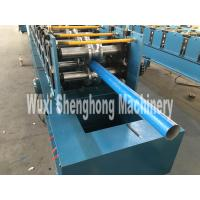 Sealed Water Pipes Roll Forming Equipment For Colored Steel Sheet