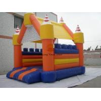 Buy cheap Fireproof Inflatable Castle Bouncer from wholesalers