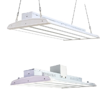 Wholesale Good Price 100W Indoor Commercial Warehouse Hanging Linear LED High Bay Light from china suppliers