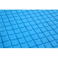 Wholesale PVC Plaid 69 × 39cm Anti Slip Tub Mats Waterproof Shower Rug from china suppliers