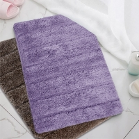 Buy cheap Non Shedding Polyester Tufted Bath Mat non toxic material from wholesalers