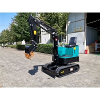 Wholesale 200mm Narrow Bucket Mini Excavator Machine For Foundation Construction from china suppliers