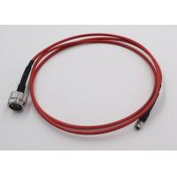 Flexible Rf Cable Assembly : Test application rf cable assembly n connecotr to sma semi